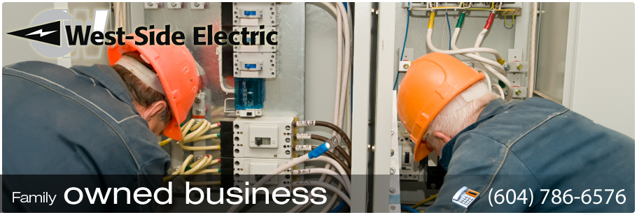 LICENSED ELECTRICIAN VANCOUVER