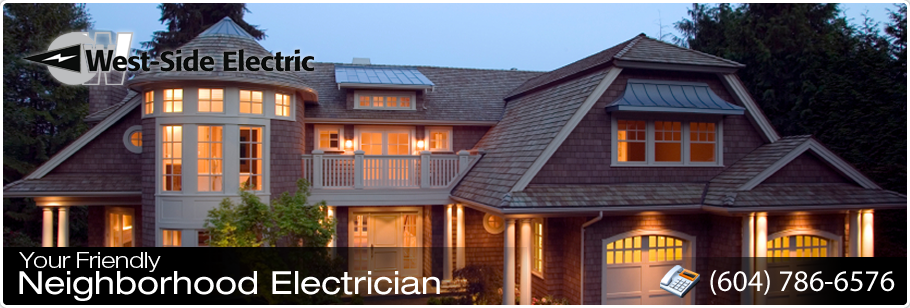 ELECTRICIAN VANCOUVER